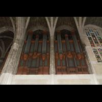 West Point (NY), Military Academy Cadet Chapel, Prospekt der Left Chancel Organ