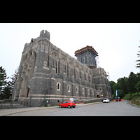 West Point (NY), Military Academy Cadet Chapel, Außenansicht