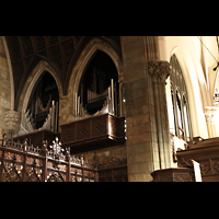 New York (NY), First Presbyterian Church - Chapel Organ, Orgel Gesamtansicht