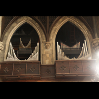 New York (NY), First Presbyterian Church - Chapel Organ, Orgel - Teil zum Chor