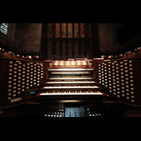 New York (NY), First Presbyterian Church - Chapel Organ, Spieltisch
