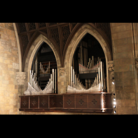 New York (NY), First Presbyterian Church - Chapel Organ, Orgelempore