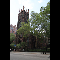 New York (NY), First Presbyterian Church - Chapel Organ, Turm