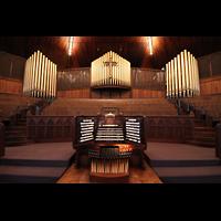 Ocean Grove (NJ), Great Auditorium, Orgel mit Spieltisch
