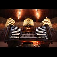 Ocean Grove (NJ), Great Auditorium, Spieltisch mit Orgel