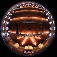 Ocean Grove (NJ), Great Auditorium, Gesamter Innenraum