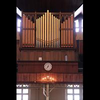 Ocean Grove (NJ), Great Auditorium, Gallery Organ auf der Rückseite des Auditoriums