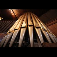 Ocean Grove (NJ), Great Auditorium, Prospektpfeifen des Major Bass 16'