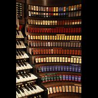 Philadelphia (PA), Macy's (''Wanamaker'') Store, Rechte Registerstaffel, linker Teil