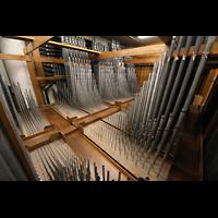 Philadelphia (PA), Macy's (''Wanamaker'') Store, String Organ - Orchestra Violins und Cellos
