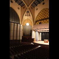 Philadelphia (PA), Irvine Auditorium (''Curtis Organ''), Linke Orgelseite