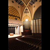 Philadelphia (PA), Irvine Auditorium (''Curtis Organ''), Rechte Orgelseite