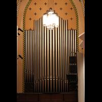 Philadelphia (PA), Irvine Auditorium (''Curtis Organ''), Prospekt linke Orgelseite