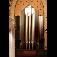 Philadelphia (PA), Irvine Auditorium (''Curtis Organ''), Prospekt rechte Orgelseite