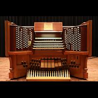 Philadelphia (PA), Irvine Auditorium (''Curtis Organ''), Spieltisch