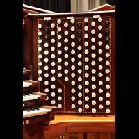 Philadelphia (PA), Irvine Auditorium (''Curtis Organ''), Rechte Registerstaffel