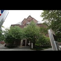 Philadelphia (PA), Irvine Auditorium (''Curtis Organ''), Außenansicht