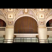 Philadelphia (PA), Macy's (''Wanamaker'') Store, Oberste Orgeletage - Prospekt der Ethereal Organ
