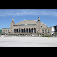 Atlantic City (NJ), Boardwalk Hall (''Convention Hall''), Boardwalk Hall Außenansicht