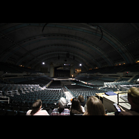 Atlantic City (NJ), Boardwalk Hall (''Convention Hall''), Innenraum der Boardwalk Hall