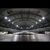 Atlantic City (NJ), Boardwalk Hall (''Convention Hall''), Innenraum Gesamtansicht