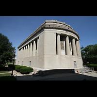 Philadelphia (PA), Girard College Chapel, Außenansicht