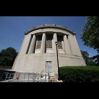 Philadelphia (PA), Girard College Chapel, Fassade