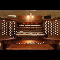 Philadelphia (PA), Girard College Chapel, Spieltisch