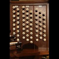 Philadelphia (PA), Girard College Chapel, Rechte Registerstaffel