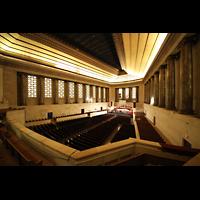 Philadelphia (PA), Girard College Chapel, Blick von der hinteren Empore in die Kapelle