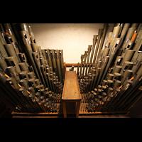 Philadelphia (PA), Girard College Chapel, Solo-Hochdruckzungen (15'): Clarion 4',French Horn und Harmonic Tuba 8', Contra Tuba 16'