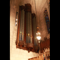 Chicago (IL), Forth Presbyterian Church, Orgelprospekt