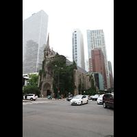 Chicago (IL), Forth Presbyterian Church, Außenansicht
