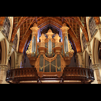 Chicago (IL), Cathedral of the Holy Name (Hauptorgel), Hauptorgel