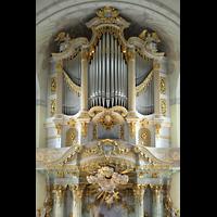Dresden, Frauenkirche, Orgelprospekt