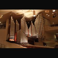 Berlin (Tiergarten), Philharmonie, Orgel