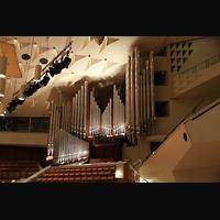 Berlin (Tiergarten), Philharmonie, Orgelbühne