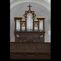 Bamberg, St. Jakob, Orgel