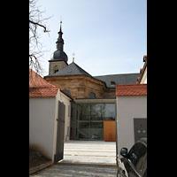 Bamberg, St. Stephan, Stephansberg mit St. Stephan