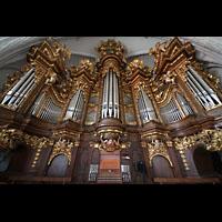 Bamberg, St. Stephan, Orgel