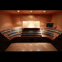 Bamberg, Konzert- und Kongresshalle, Spieltisch