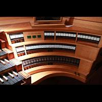 Bamberg, Konzert- und Kongresshalle, Rechte Registerstaffel