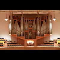 Bamberg, Konzert- und Kongresshalle, Orgelprospekt