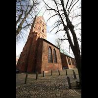 Lübeck, St. Ägidien, Turm