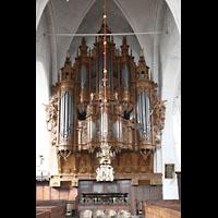 Lübeck, St. Ägidien, Orgel