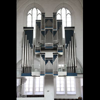 Lübeck, Dom (Hauptorgel), Orgel