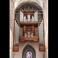 Lübeck, St. Marien (Hauptorgel), Große Orgel an der Westwand