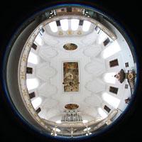 Kaufbeuren, Dreifaltigkeitskirche, Gesamter Innenraum
