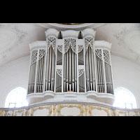 Kaufbeuren, Dreifaltigkeitskirche, Orgel
