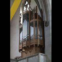 St. Ottilien, Erzabtei, Klosterkirche (Hauptorgel), Chororgel